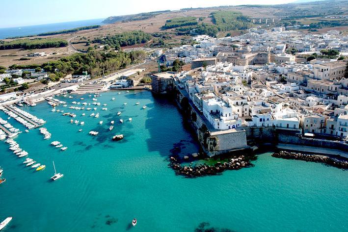 Otranto Italy Beautiful Coastal Village