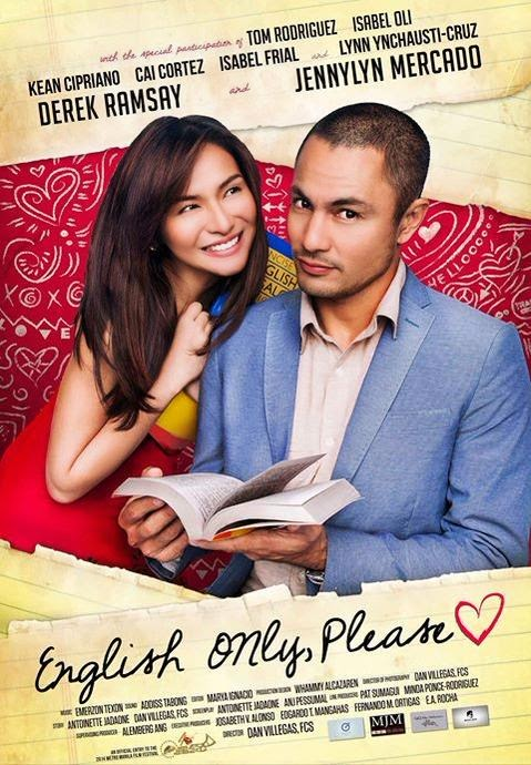'English Only Please' enters MMFF 2014 Top 4 Highest-grossing Films