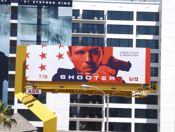 Shooter season 2 billboard