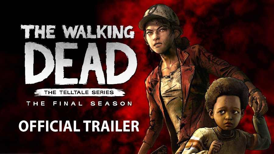 telltales walking dead final season trailer