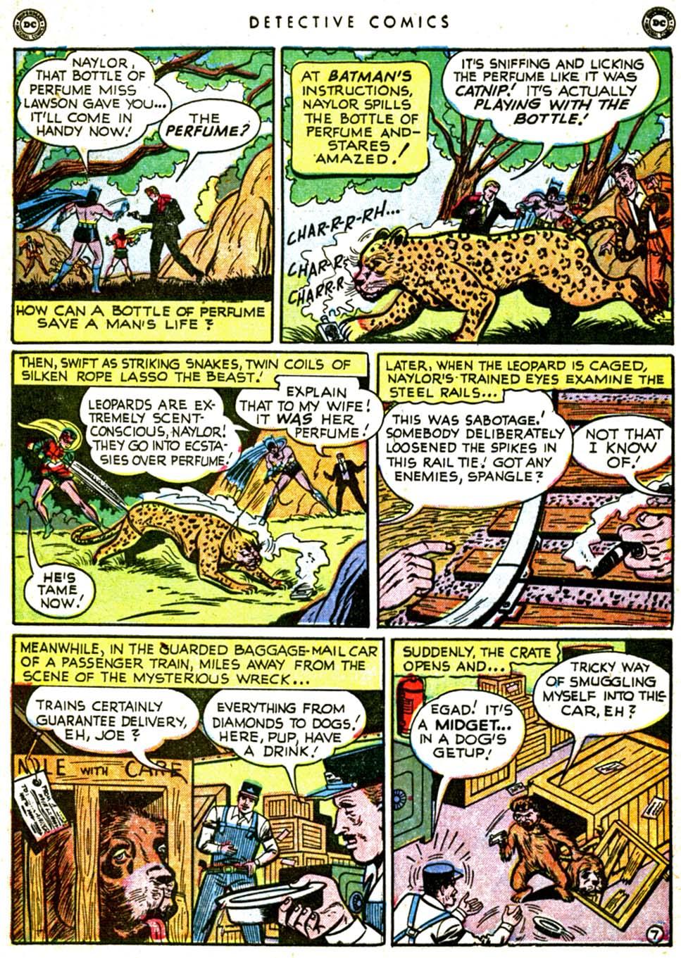 Read online Detective Comics (1937) comic -  Issue #162 - 9