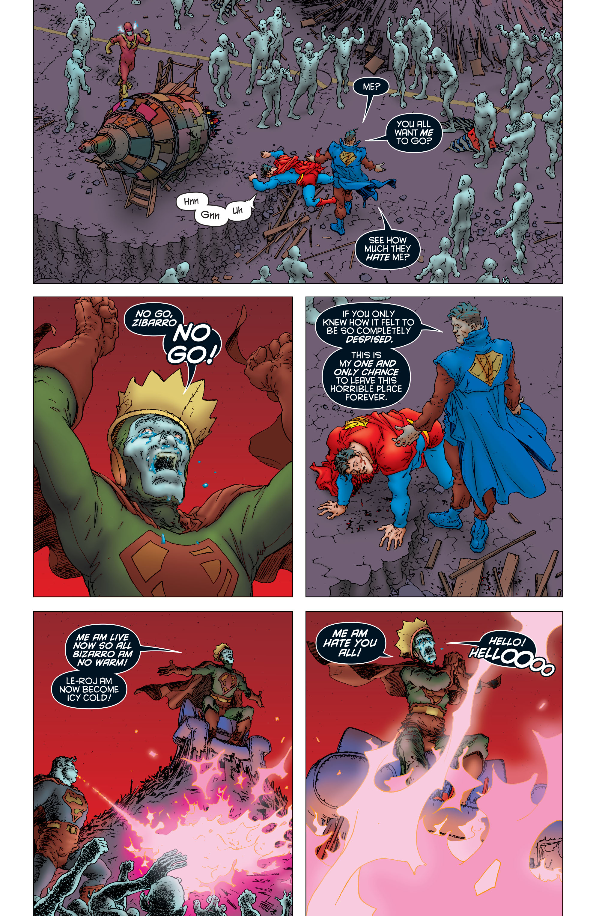 Read online All Star Superman comic -  Issue #8 - 18