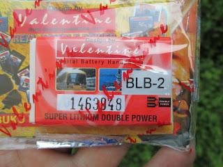 baterai Nokia BLB-2 (8210) valentine