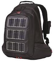 Solar Powered Bag