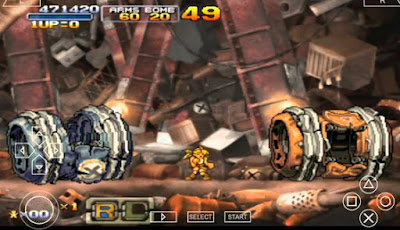 Download Metal Slug XX + DLC USA PPSSPP