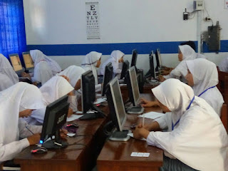 Ujian Kenaikan Kelas CBT Tahun Pelajaran 2016/2017