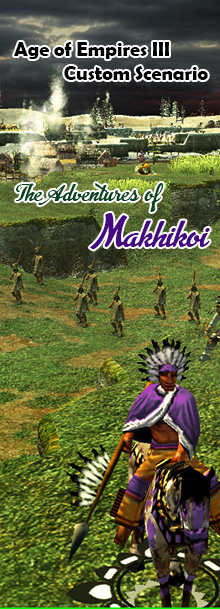 Army of Light - Games News and Stuffs: Makhikoi Episode 1