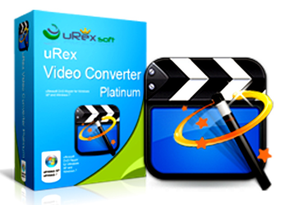 uRex Video Converter Platinum 2.6