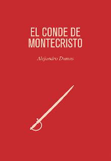 Portada del libro el conde de montecristo para descargar en pdf