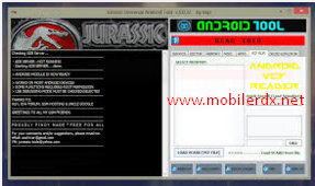 Jurassic Android Tool v5.0.3 Full Free Download