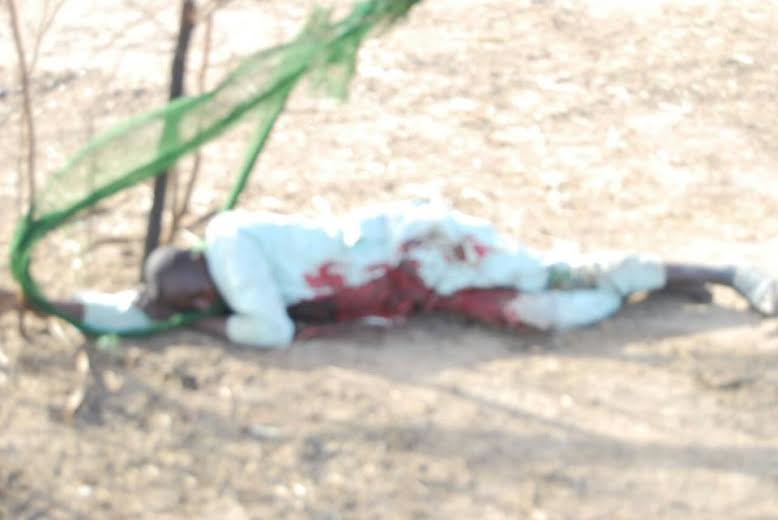 7 Photos: Troops clear Boko Haram camp in Sambisa Forest, rescue 41 hostages