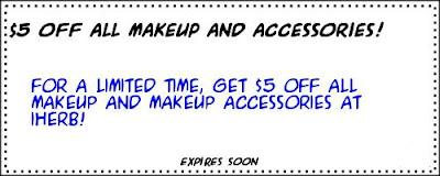 iHerb Coupon makeup
