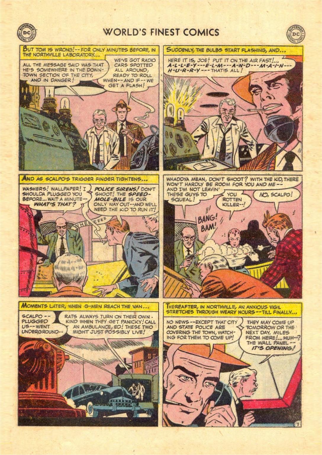 Read online World's Finest Comics comic -  Issue #52 - 59