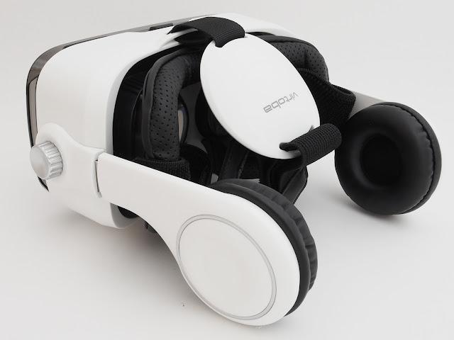 Gear VRを超えた!?視野角FOV120°で3500円のヘッドセット付きVirtoba X5(スマホVRゴーグル)を比較レビュー