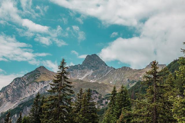 Stebok-Wäg  Wandern im Klostertal  Freiburger Hütte und Formarinsee  Vorarlberg-Wandern  Wanderung Lechquellengebirge 05