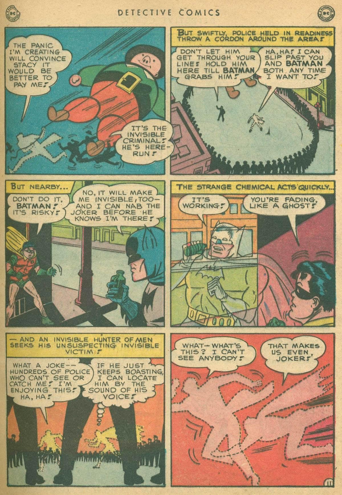 Detective Comics (1937) 138 Page 12