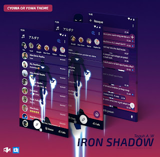 Iron Shadow