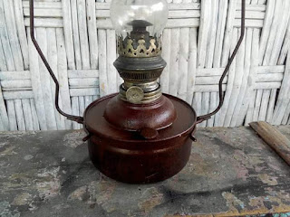 Dijual Lampu minyak gembreng jadul