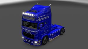 Goddfrid Transport skin for Scania RJL