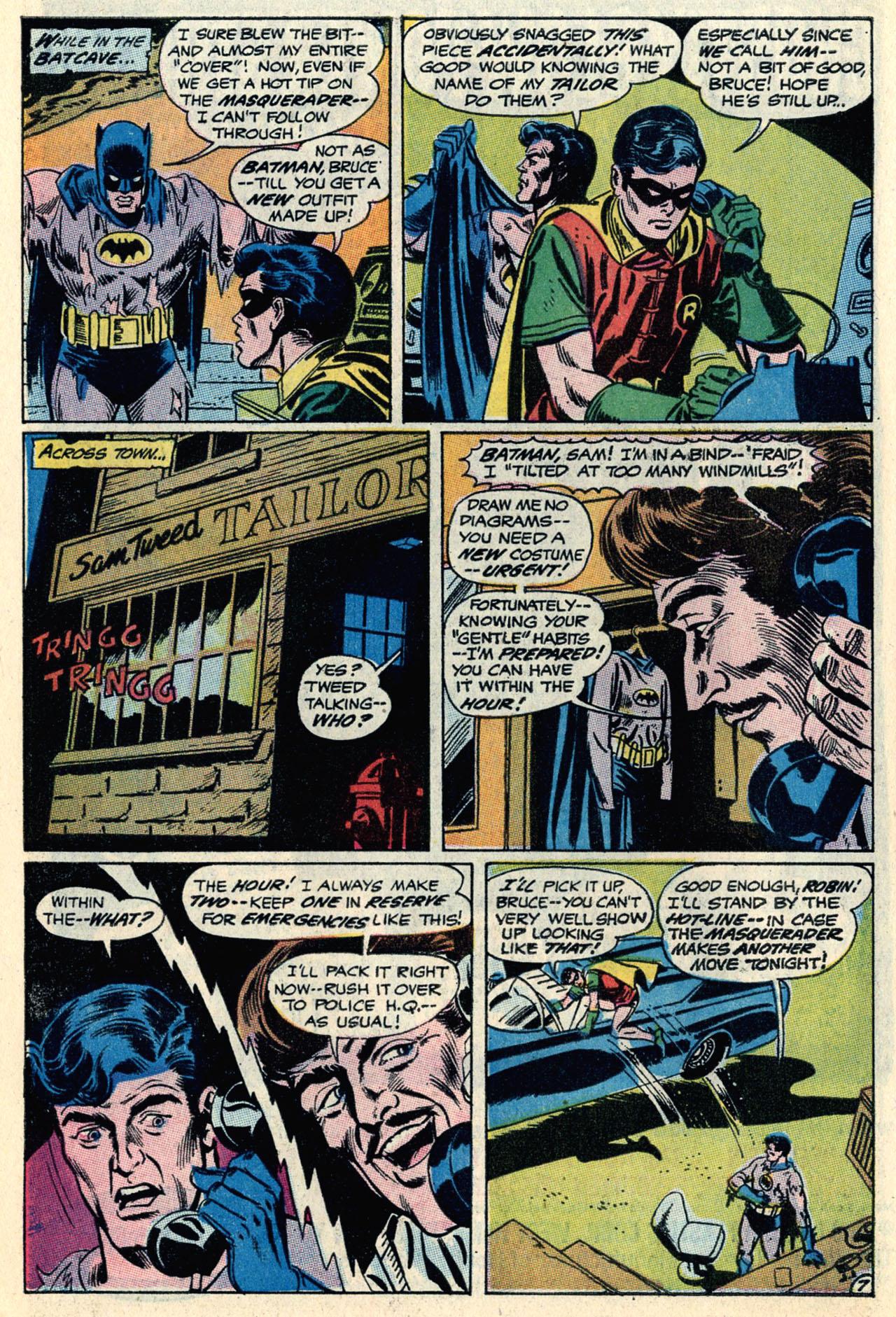 Detective Comics (1937) 390 Page 9