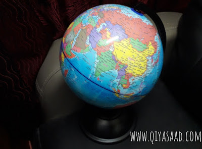 Peta dunia, maps, globe, peta dunia pusing-pusing, deco, decoration, toys, Lazada,