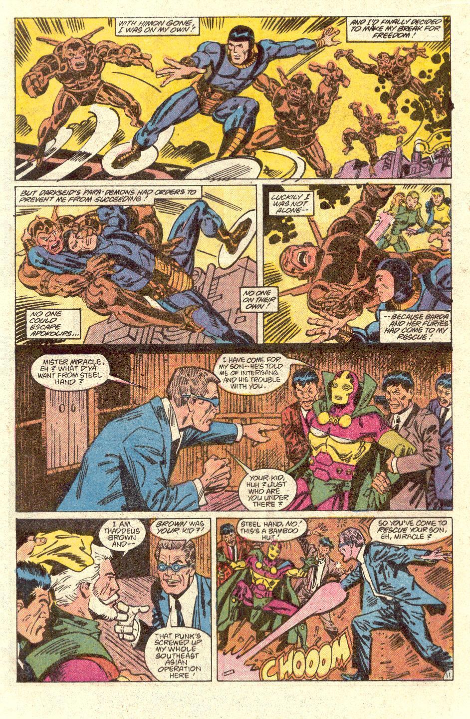 Read online Secret Origins (1986) comic -  Issue #33 - 14