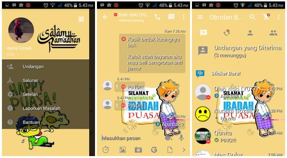 BBM Mod Tema Ramadhan Versi 2.13.1.14 Apk [UPDATE]