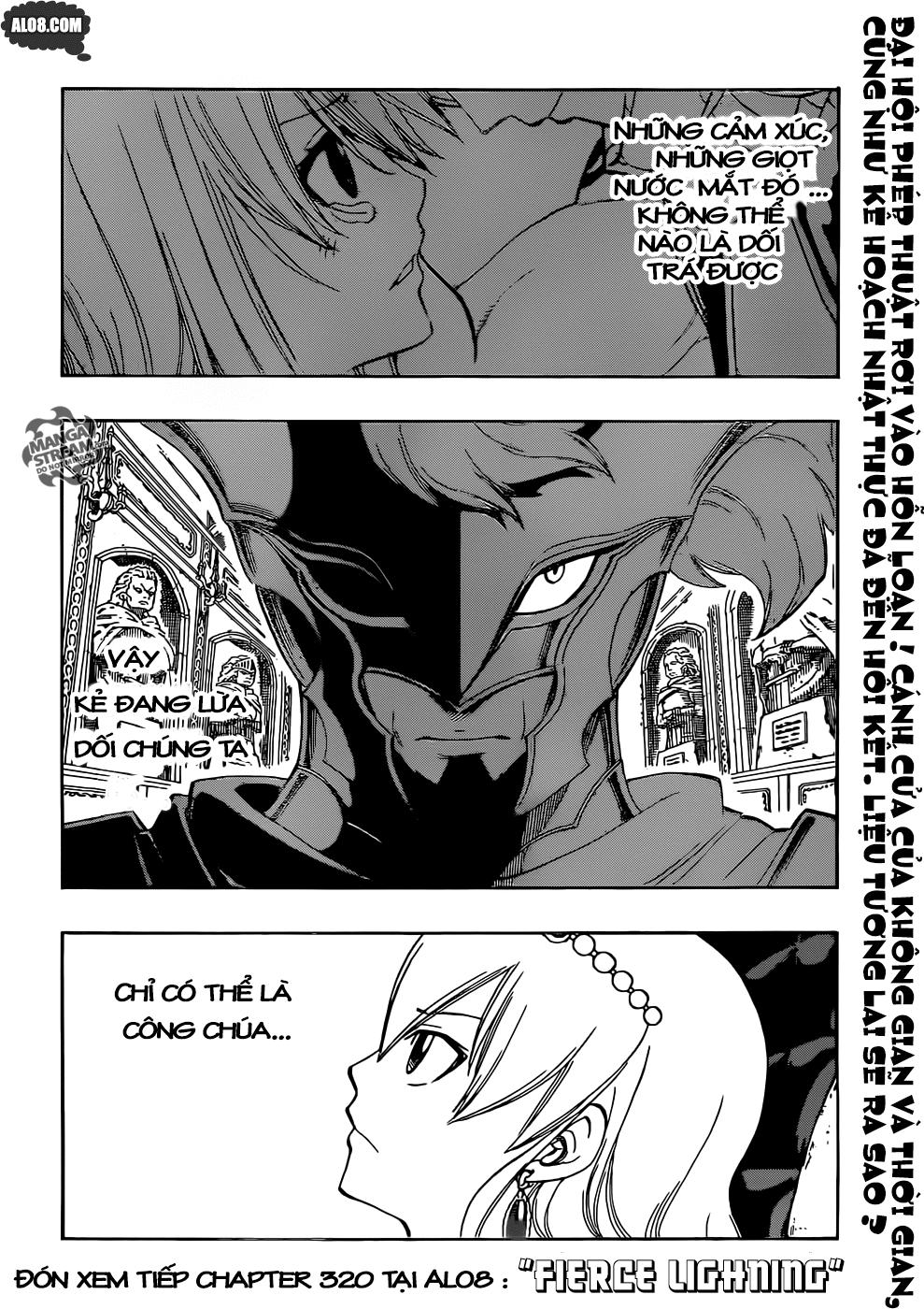 Fairy Tail chap 319 trang 19
