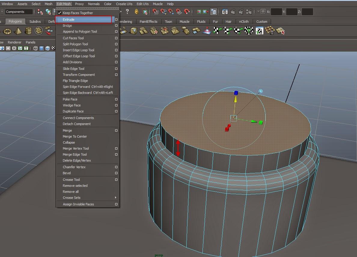 Joystick Modeling 013