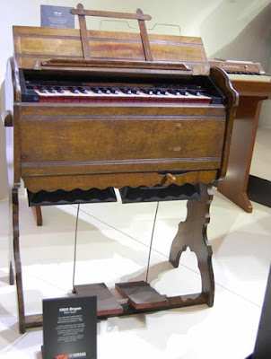 Chiếc đàn piano Yamaha đầu tiên