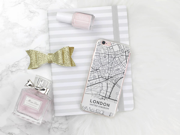 Case Company - City Marble iPhone Case
