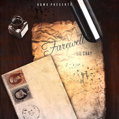 Lil Cray - Farewell (EP) - Album Download, Itunes Cover, Official Cover, Album CD Cover Art, Tracklist
