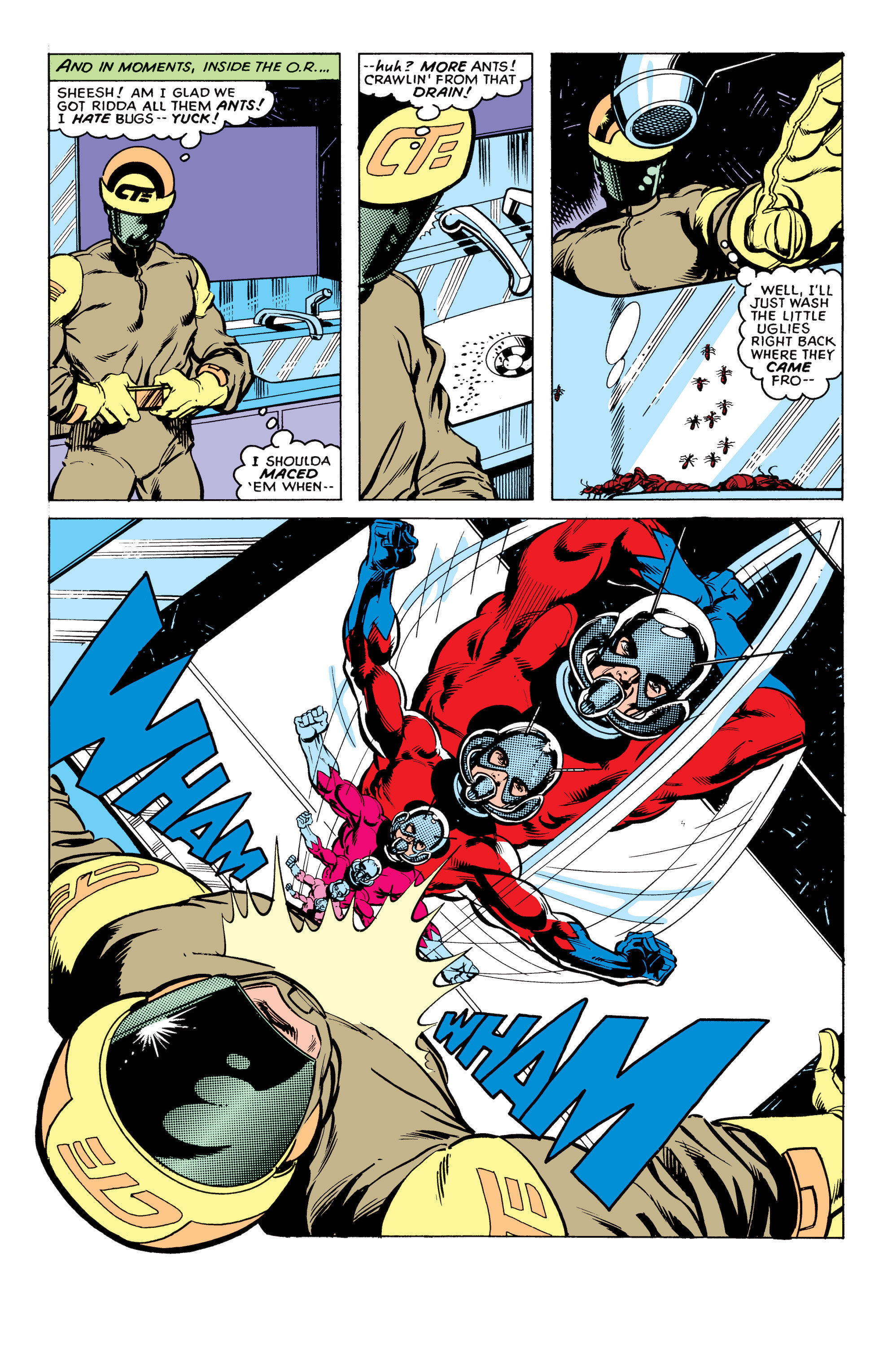 Read online Ant-Man comic -  Issue #Ant-Man _TPB - 18