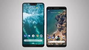 Google pixel 3 xl and Google pixel 3