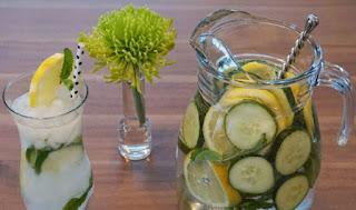Minuman Peluntur LEMAK Alami Yang Tanpa Efek Samping