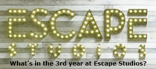 What's in the 3rd Year at Escape?
