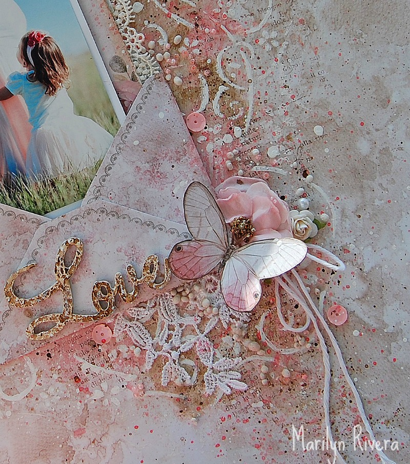 Treasuring Memories Mother Day Layout And Video Tutorial