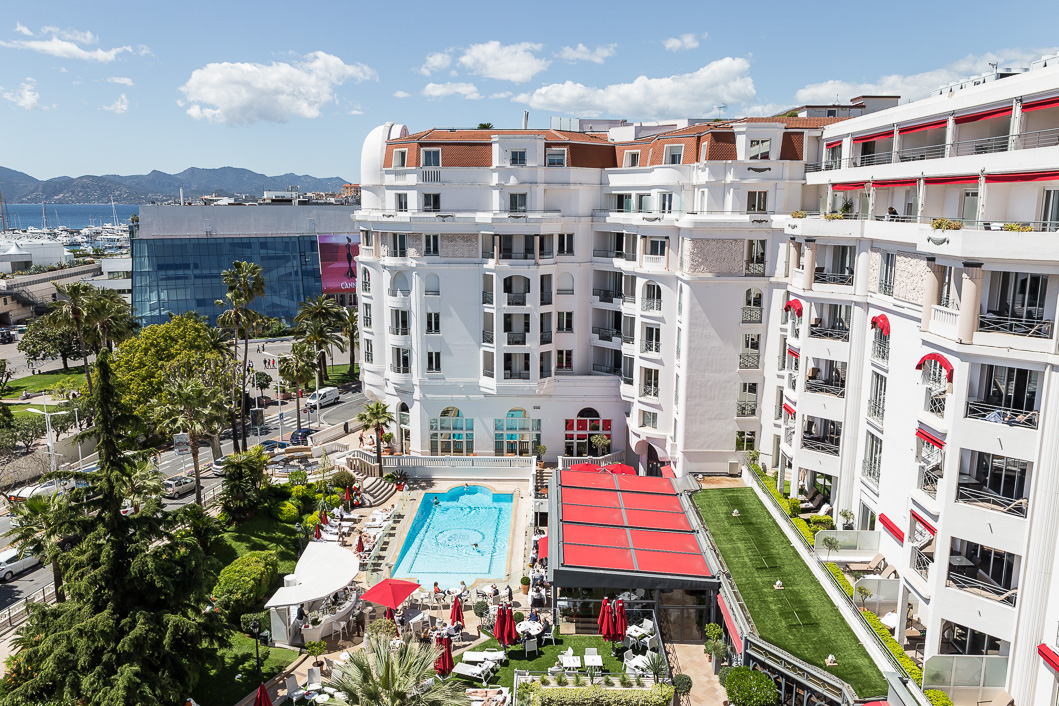 Hotel Barrière Majestic Cannes