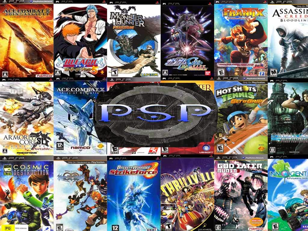 Compress iso games psp