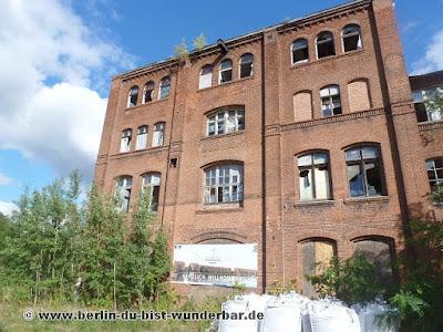 berlin, spindler, industrie, fabrik, verlasse