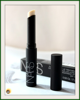 NARS PURE SHEER SPF 15 LIP TREATMENT BIANCA REVIEW