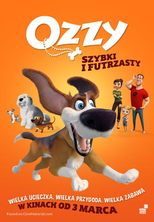 Ozzy [2016] [DVDR] [NTSC] [Latino]