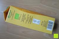 verbrauchen: Grünland Bio Orangensaft, 8er Pack (8 x 1 l)