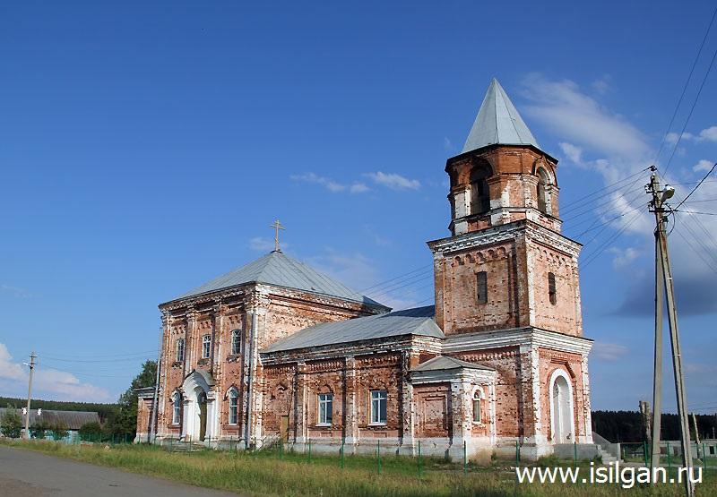 Cerkov-Preobrazhenija-Gospodnja-Derevnja-Kljuchi-Sverdlovskaja-oblast