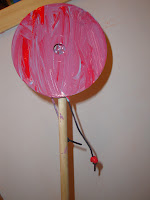 New Years DIY Noise Makers