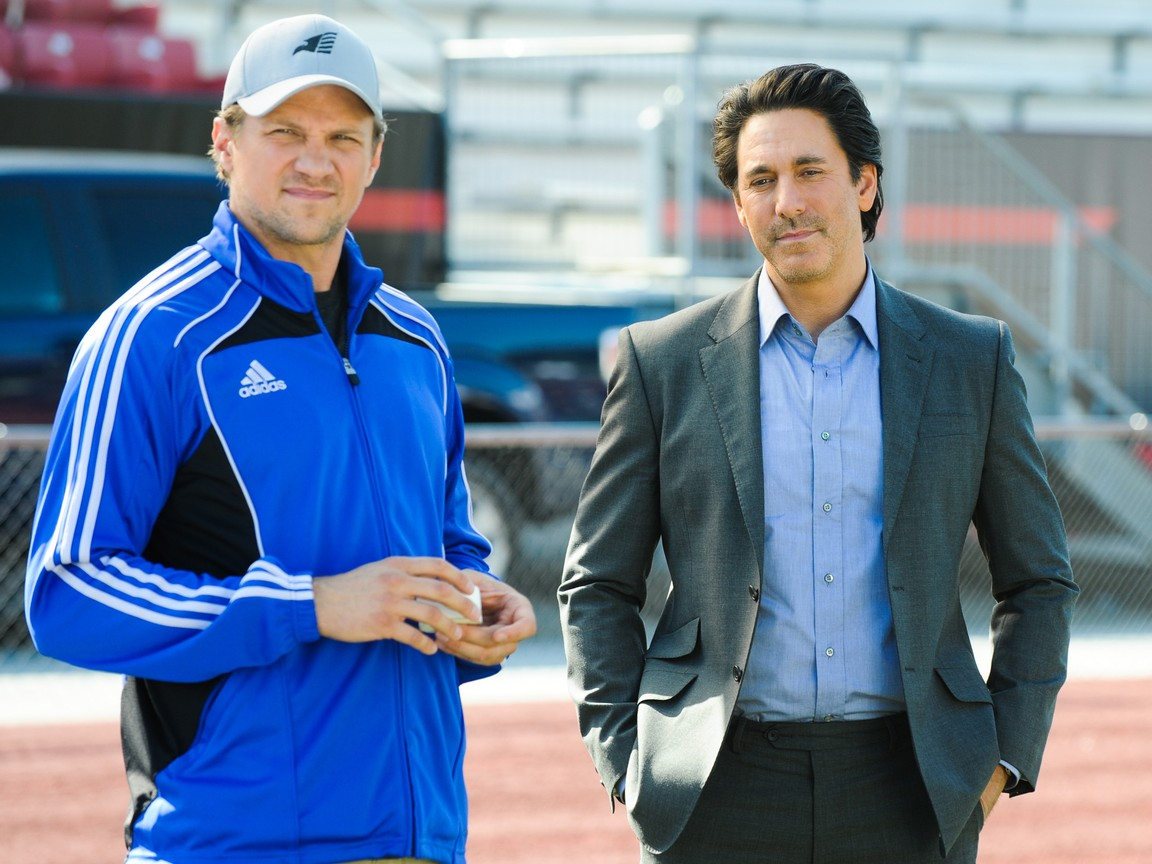 Necessary Roughness - Season 1 Episode 08: Losing Your Swing