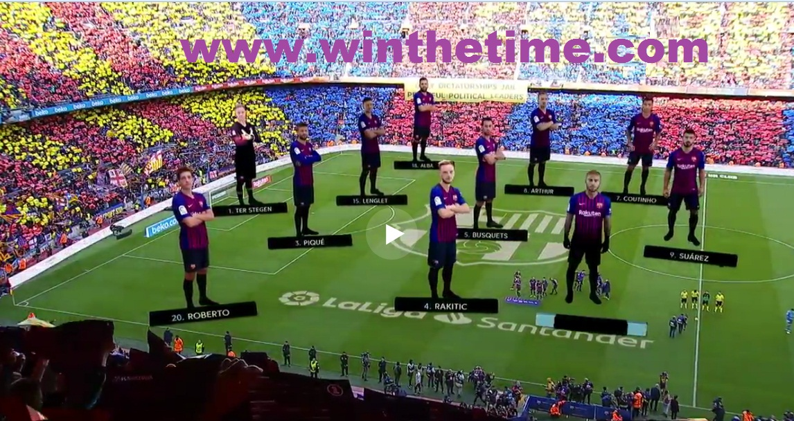 El Clasico Barcelona 5 Vs 1 Eal Madrid 2018 19 Talking Points