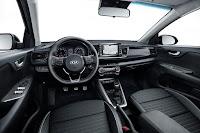 Kia Rio GT-Line (2018) Dashboard