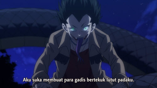Killing Bites Episode 05 Subtitle Indonesia
