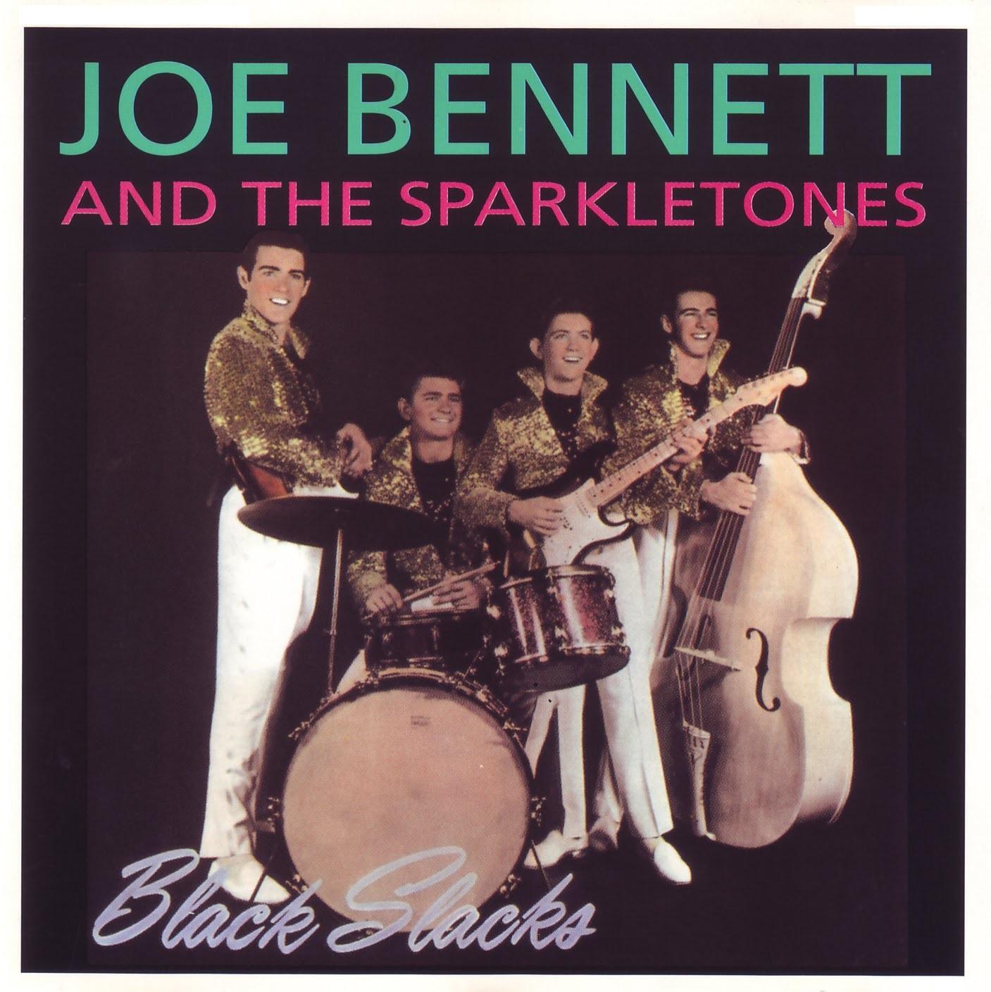 """Résultat de recherche d'images pour """"joe bennett and the sparkletones"""""""